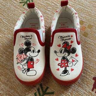 Disney - ディズニー★スニーカー★16センチ