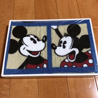 ミッキーマウス(ミッキーマウス)の第一生命 ミッキー&ミニー タオル(タオル/バス用品)