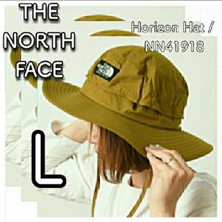THE NORTH FACE - 【新品】☆ザ・ノースフェイス ホライズンハットNN41918★【Lサイズ】