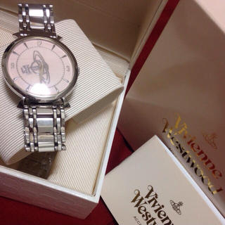 ヴィヴィアンウエストウッド(Vivienne Westwood)のヴィヴィアン腕時計シルバー(その他)