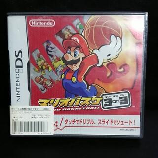 マリオバスケ 3on3 DS(携帯用ゲームソフト)