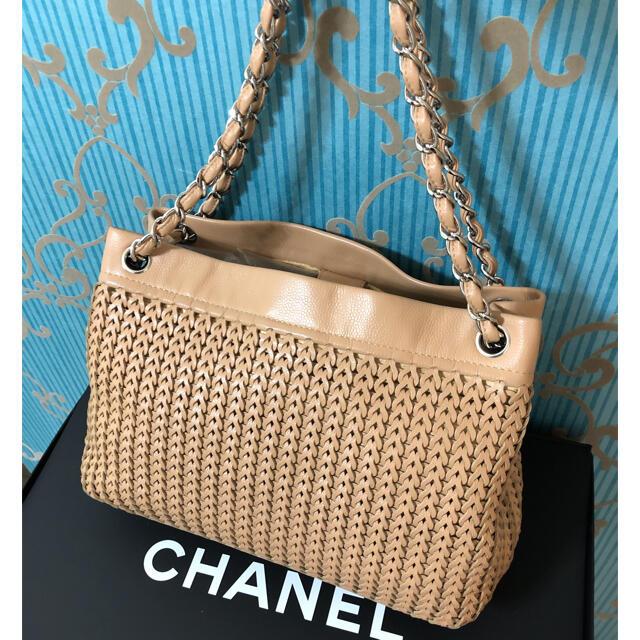 CHANEL(シャネル)の289うりきれました レディースのバッグ(ショルダーバッグ)の商品写真