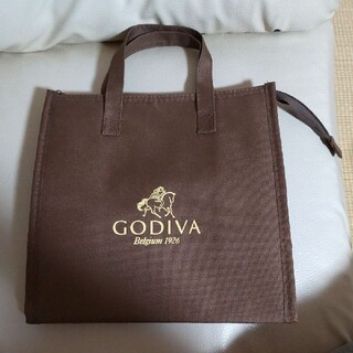 ゴディバ オリジナル保冷バッグ