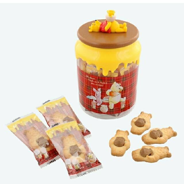 Disney(ディズニー)の東京ディズニーリゾート限定品 お菓子 クッキー くまのプーさん エンタメ/ホビーのおもちゃ/ぬいぐるみ(キャラクターグッズ)の商品写真