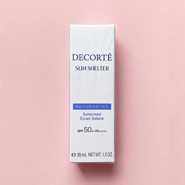 COSME DECORTE(コスメデコルテ)のコスメデコルテ サンシェルター マルチプロテクション 35g コスメ/美容のボディケア(日焼け止め/サンオイル)の商品写真