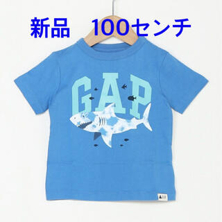 babyGAP - 【GAP】キッズ  Tシャツ 100センチ ギャップ  サメ シャーク
