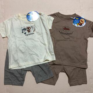フタフタ(futafuta)の新品タグ付 アンパンマン パジャマ 2セット(パジャマ)