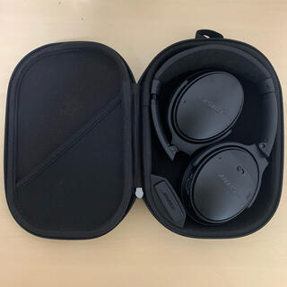 BOSE - Bose QuietComfort35 wireless headphones