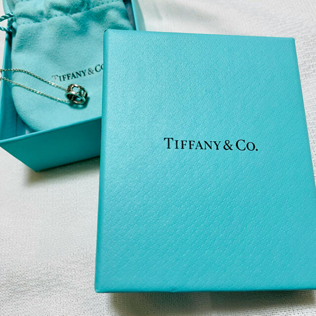 Tiffany & Co.(ティファニー)のTiffany ネックレス  レディースのアクセサリー(ネックレス)の商品写真