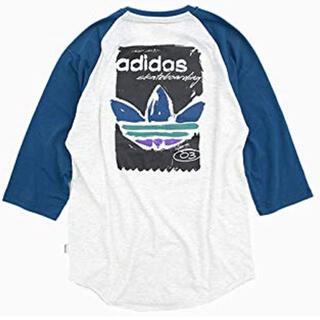 アディダス(adidas)のadidas originals ラグラン(Tシャツ/カットソー(七分/長袖))