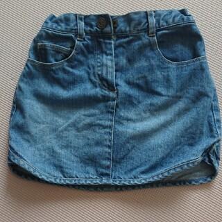 ジャーナルスタンダード(JOURNAL STANDARD)の子供用 ジーンズスカート 110 夏物(スカート)