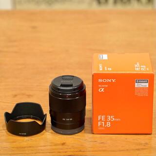 SONY - SONY (ソニー) FE 35mm F1.8 SEL35F18F