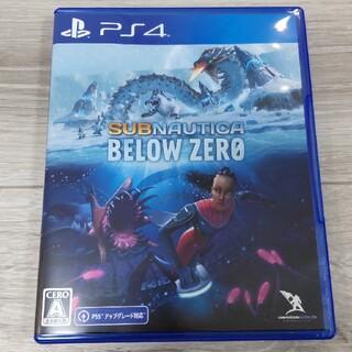 PlayStation4 - サブノーティカ ビロウゼロ 日本語版