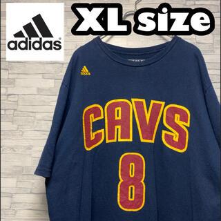 アディダス(adidas)の90s adidas アディダス Tシャツ CAVS8 DELLAVEDOVA(Tシャツ/カットソー(半袖/袖なし))