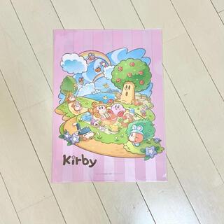 ニンテンドウ(任天堂)のカービィ クリアファイル ピクニック(クリアファイル)