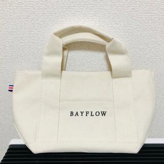 BAYFLOW - BAYFLOW トートバッグ 保冷ポーチ