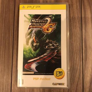 モンスターハンターポータブル 2nd G(PSP the Best) PSP(携帯用ゲームソフト)