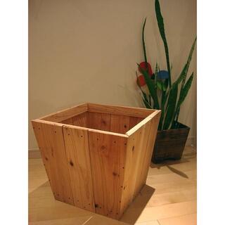 ねね2000様専用★送料無料★木製鉢カバー(その他)
