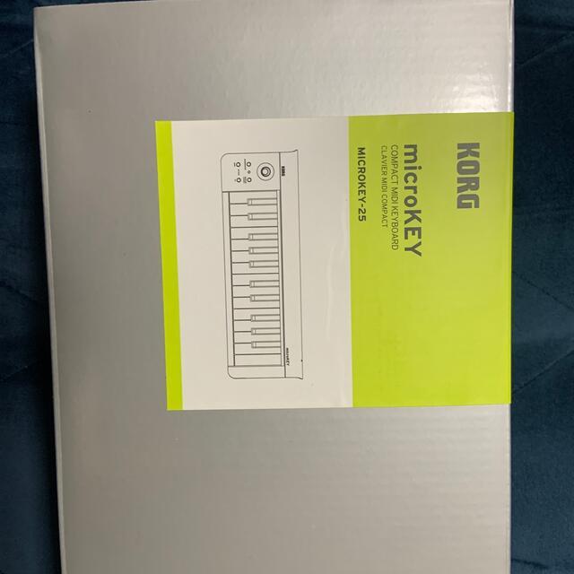 KORG(コルグ)のKORG microKEY 楽器のDTM/DAW(MIDIコントローラー)の商品写真