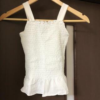 ザラ(ZARA)のZARA KIDS キッズ 夏服 カットソー ワンピース サイズ 128cm (Tシャツ/カットソー)