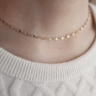 TODAYFUL - 【再入荷】eclair necklace * gold