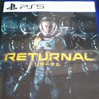 Returnal(リターナル) PS5 特典未使用