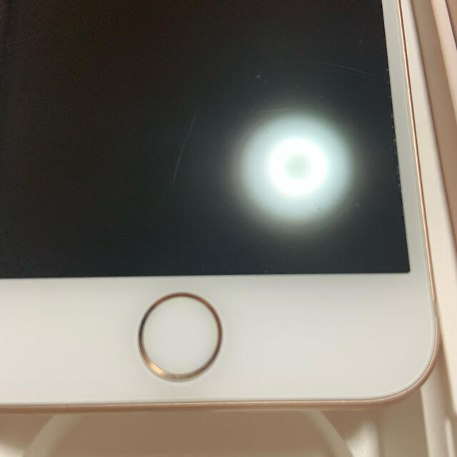 iPhone(アイフォーン)のRUMIKO♡♡様専用 iPhone8  SIMフリー 64GB スマホ/家電/カメラのスマートフォン/携帯電話(スマートフォン本体)の商品写真