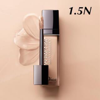ディオール(Dior)の新品◇Dior ディオールスキンフォーエヴァースキンコレクトコンシーラー1.5N(コンシーラー)