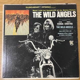 オリジナル盤 The Wild Angels ワイルド・エンジェル OST(映画音楽)