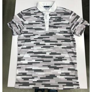 アディダス(adidas)のadidas ADICROSSゴルフポロシャツ Mサイズ(ウエア)