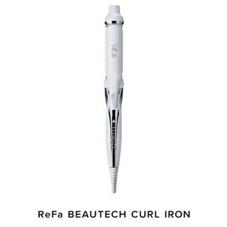 リファ(ReFa)のリファビューテック カールアイロン 32mm(ヘアアイロン)