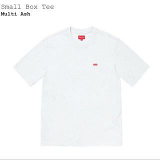 Supreme - supreme small box logo tee  XLsize