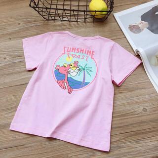 ⭐︎★ラスト!早い者勝ち★⭐︎110㎝ バックプリントTシャツ(Tシャツ/カットソー)