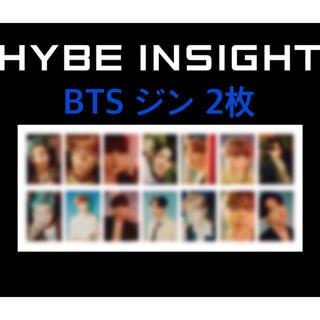 防弾少年団(BTS) - BTS ジン JIN HYBE INSIGHT フォトカード ハイブ