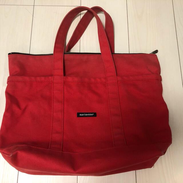 marimekko(マリメッコ)のmarimekko マリメッコトートバッグ レディースのバッグ(トートバッグ)の商品写真