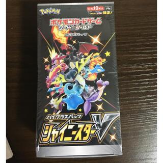 ポケモン - 【新品未開封】ポケモンカード シャイニースターV 1BOX シュリンク付