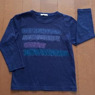 ジーユー(GU)のGU ジーユー ロンT 110㎝(Tシャツ/カットソー)