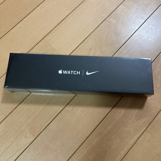 Apple Watch - 【即決・新品・未開封】Apple Watch Nike+ Series 6