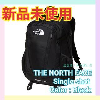 THE NORTH FACE - 【新品タグ付】ノースフェイス シングルショット(ブラック)リュック 国内正規品