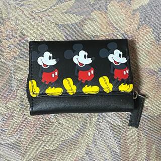 エックスガール(X-girl)のミッキー xgirlコラボ 財布(財布)