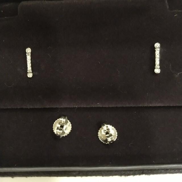 Tiffany & Co.(ティファニー)のrori様専用です。バイザヤードソリティアピアス レディースのアクセサリー(ピアス)の商品写真