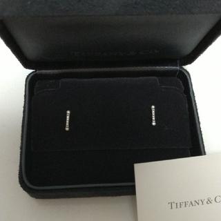 ティファニー(Tiffany & Co.)のrori様専用です。バイザヤードソリティアピアス(ピアス)