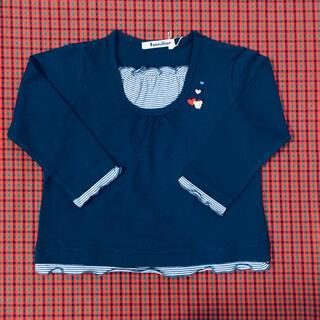ファミリア(familiar)の【廃番品】【未使用】ファミリア Tシャツ 90cm(Tシャツ/カットソー)