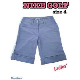 ナイキ(NIKE)のNIKE GOLF ナイキゴルフ ハーフパンツ 春 夏 薄手 涼しい(ウエア)