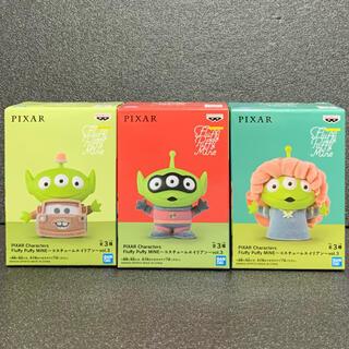 【新品】PIXAR Characters コスチュームエイリアン フィギュア