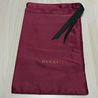 グッチ(Gucci)の新品グッチ巾着袋(その他)