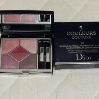 ディオール(Dior)のDior サンク クルール 879(アイシャドウ)