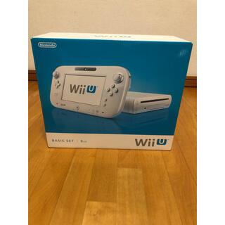任天堂 - Nintendo Wii U WII U ベーシックセット