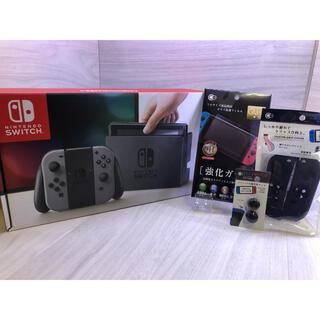 Nintendo Switch - 完全品でおまけも多数!すぐに遊べるNintendo Switch本体一式