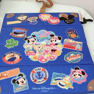 Disney - ディズニー ダフメイミキミニ ポータブルクッション